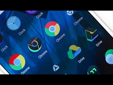 Android Mods: Custom app icons! (All Launchers)