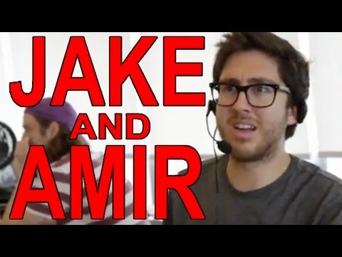 Jake and Amir: Headset