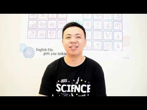 Thaï student at Nacel English School London