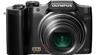 Olympus SZ-31MR Review