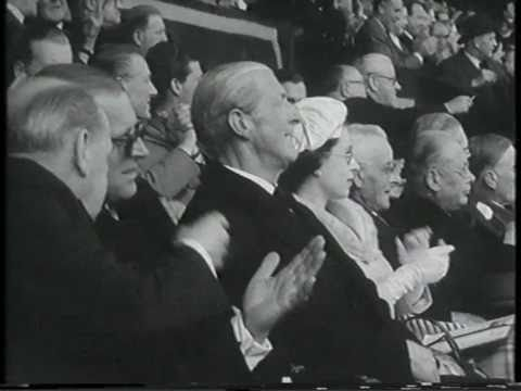 Aston Villa vs Manchester United - 1957 FA Cup Final Highlights - Oh It Must Be!