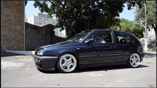 VW Golf GTI MK3 VR6 cofre clean