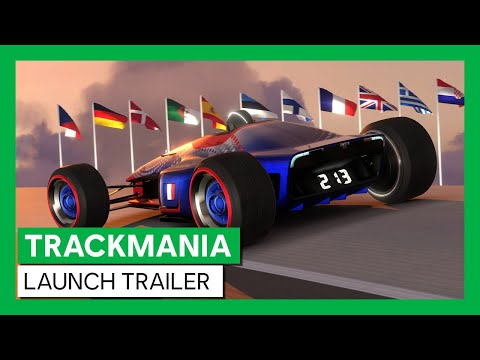 TRACKMANIA : Launch Trailer | Ubisoft Nadeo