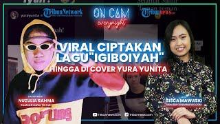 "Kisah Seleb TikTok Aul Ciptakan Lagu ""Igiboiyah"" yang Dicover Yura Yunita"