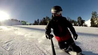 preview picture of video 'Vallnord Pal (12-01-2014) [GoPro 3] [HD]'