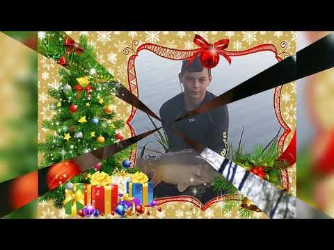 Šťastné a veselé přeje všem Rybářský kroužek Habry