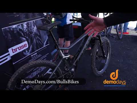 Bulls Electric Mountain Bike 2018 Demos - Full Suspension, Fat, Kids