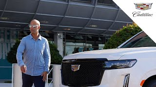 YouTube Video 54Z9LHD5xc0 for Product Cadillac Escalade SUV (5th Gen) by Company Cadillac in Industry Cars