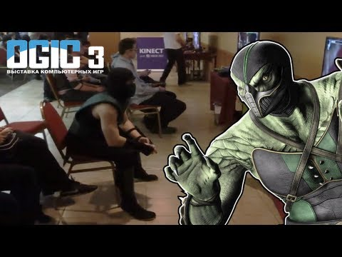 Видео отчет с выставки OGIC 3