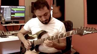 Uzun İnce Bir Yoldayım - Elektro Gitar Cover