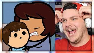 Cyanide & Happiness Compilation #19 - Reaction