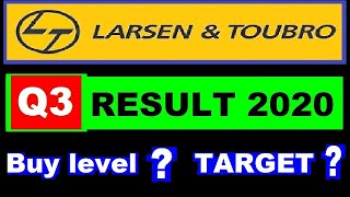 Larsen and Toubro Q3 Results। L&T Q3 Results। L&T todays result analysis|Buy or sell or hold by smkc