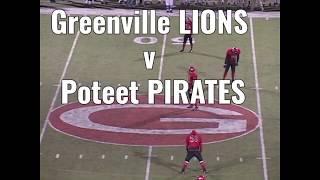 Greenville Lions Football vs Poteet 2006