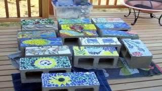 Stunning Mosaic Projects For Your Garden