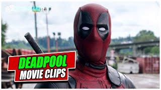DEADPOOL || Best Movie Clip - x men - marvel - funny scenes