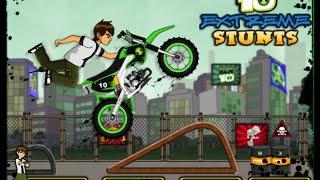 Ben 10 Games To Play Online Free - Ben 10 Extreme Stunts Game