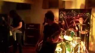 Night Demon Live at Highland Park