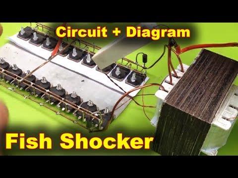 How to make simple inverter and 4 transistor D718 NPN - смотреть