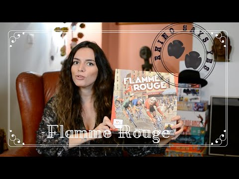Short review and overview of Flamme Rouge