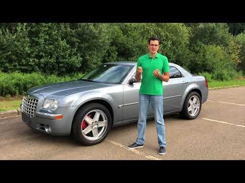 Фото к видео: 2006 Chrysler 300C HEMI 5.7л. Обзор владельца Крайслер 300ц