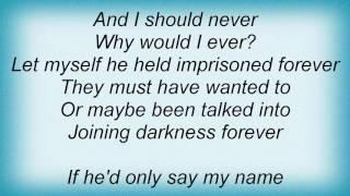 Evergrey - Still In The Water Lyrics