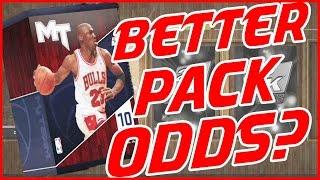 2K IMPROVED THEIR PACK ODDS?? - NBA 2K16 MyTEAM Pack Opening | MyTEAM