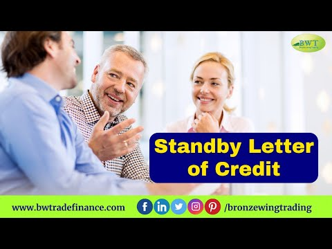 What Is A SBLC - Naijafy