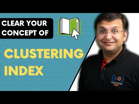 Download Clustering Index | DBMS HINDI | PART - 7 in Full HD