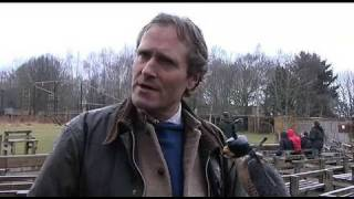 Fieldsports Britain – BBC's Fergus Beeley talks falconry – episode 21