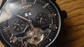 Kinyued Mechanical Watch 4K 60FPS