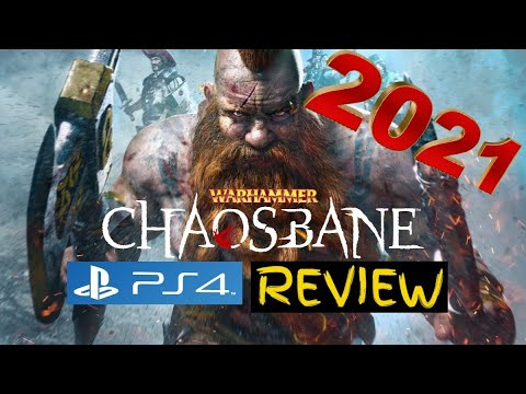 Warhammer Chaosbane: 2021 PS4 Review