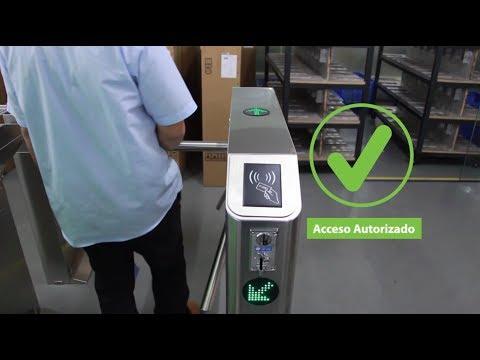 Integraciones para Acceso Peatonal