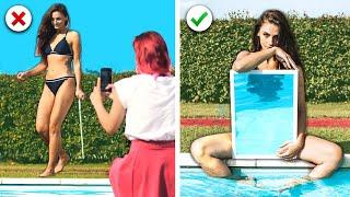 INSTAGRAM PHOTO IDEAS | 27 IDE KERAJINAN DIY YANG CEMERLANG DAN TRIK KEHIDUPAN SEDERHANA: PERBAIKI