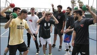 FaZe Clan Dodgeball Challenge