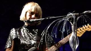 The Joy Formidable - Ostrich live Hendre Hall Bangor 25-10-12