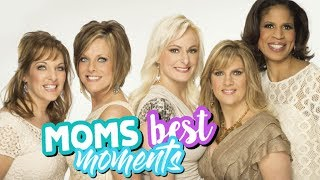 The Moms' Best Moments on Dance Moms