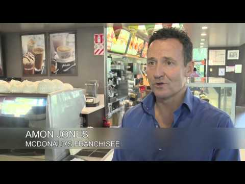Franchising Opportunities With McDonald's