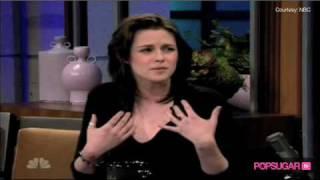 "Kristen Stewart Singing Joan Jett's ""I Love Playing With Fire"""