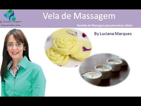 Vela de Massagem - rec 2