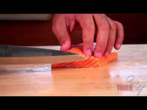 Mundial Deba Suchi Knife Review