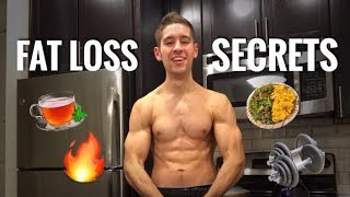 DO THIS TO LOSE 5-10% BODY FAT!