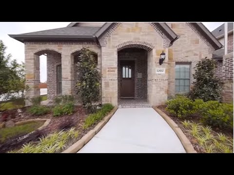 The Laurel Floor Plan Model Tour - Gehan Homes