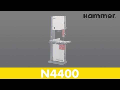 HAMMER® - N4400 - Bandsaw