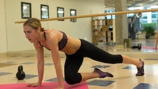Metabolism boosting HIIT workout (20 min) by Christine Salus