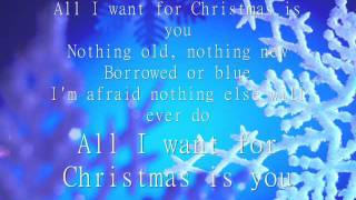 All I want For Christmas I You - Joss Stone