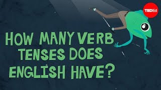 Anna Ananichuk - How Many Verb Tenses Are There In English?