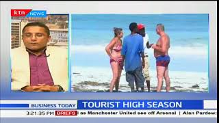 Business Today: Tourist high season