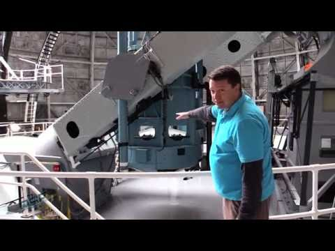 How Big Telescopes Work