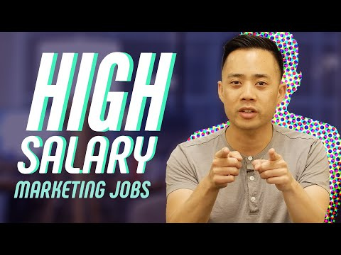 How To Get A High Salary Marketing Job in 2020 (Guaranteed)