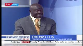 DP Ruto warns against political division | The Way it is